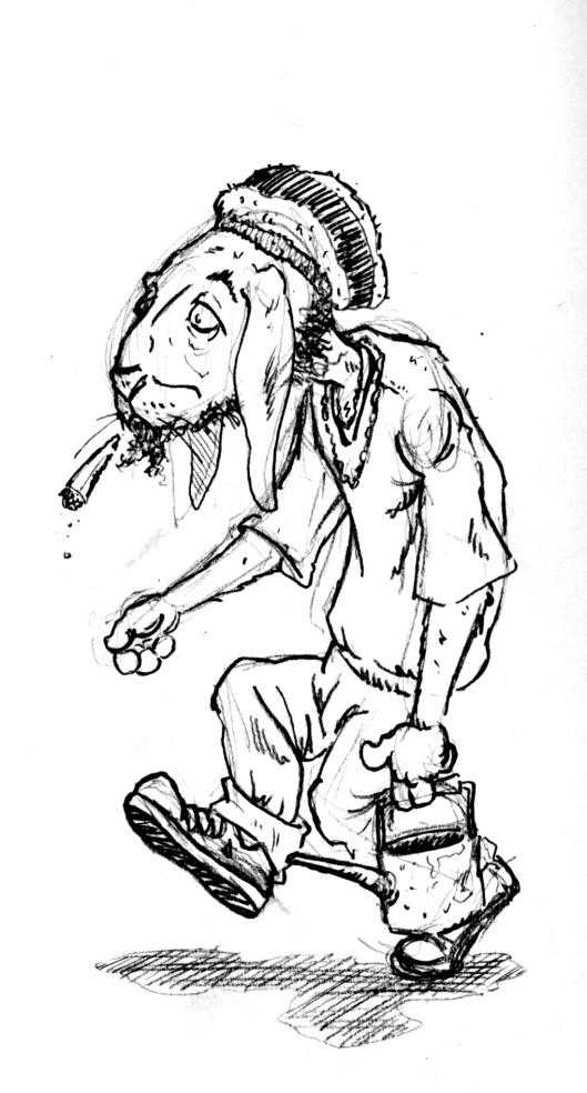 rastalapin-traitnoir